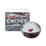 DONNA KARAN DKNY Be Delicious Red Art
