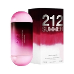 CAROLINA HERRERA 212 Summer Limited Edition 2013